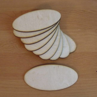 Kerek, ovál forma